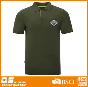 Men′s Polo Quick Dry T-Shirt pictures & photos