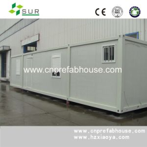 Customized Container House for Living Coffee Shop Library pictures & photos