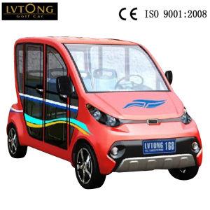 Wholesale 4 Person Mini Electric Car pictures & photos