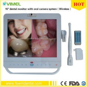 """15"""" Dental Monitor with Wireless Intra-Oral Camera System pictures & photos"""