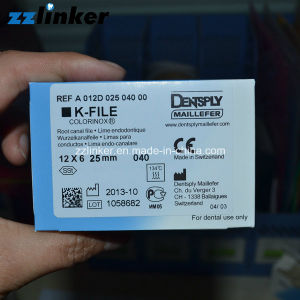 Dentsply Limas K File/Dentsply K File pictures & photos