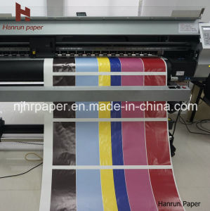 100g Best Sublimation Roll Paper Sticky/Tacky Sublimation Transfer Paper for Sportswear pictures & photos