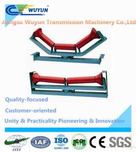 Roller Dor Belt Conveyor, Friction Steel Carrier Roller Idler pictures & photos