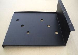 Custom Laser Cutting Fabrication Metal Plate pictures & photos