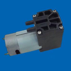 Brush Diaphragm 14L/M 24V DC Miniature Pump