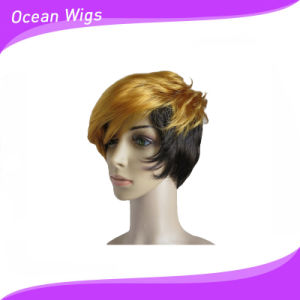 China Wigs Synthetic Hair Wig pictures & photos
