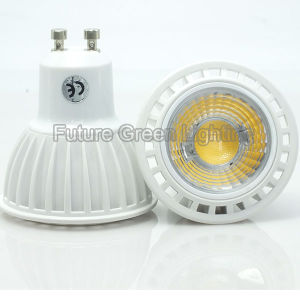 New 85-265V CE GU10 5W Dimmable COB LED Lamp pictures & photos