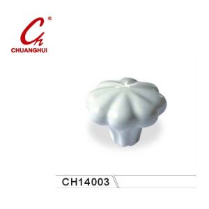 White Ceramic Knob Handles in The Shape of Vegetables (CH14003) pictures & photos