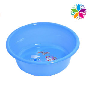 High Quality Bathroom Plastic Wash Basin (SLP010)