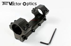 Tac Vector Optics 25.4mm One Piece Low Dovetail Mount Rings pictures & photos