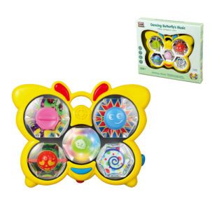 Baby Product Butterfly Musical Toy for Kid (H0644081) pictures & photos