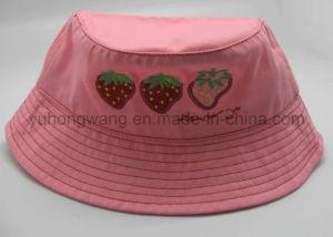 Cotton Children Baseball Bucket Cap/Hat, Floppy Hat pictures & photos