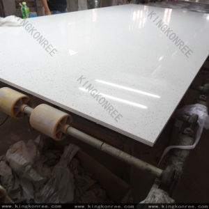 Pure White High Density Engineered Quartz Stone for Kitchen pictures & photos
