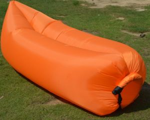 Nylon Inflatable Air Lounger Travle and Camping (B001) pictures & photos