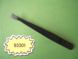 93301 Black Durable Cleanroom ESD Tweezer pictures & photos