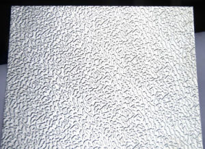 Stucco Aluminum Sheet for Refrigerator pictures & photos