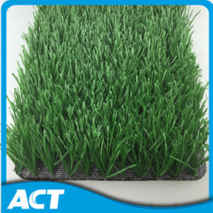 Straight PE Football Artificial Grass Yarn, Soccer Turf Y50 pictures & photos