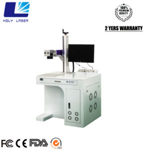 CNC Fiber Laser Marking Engraving Cutting Machine for Metal pictures & photos