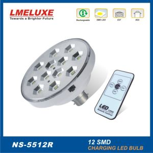 Rechargeable SMD LED Emergency Bulb with Remote Control pictures & photos