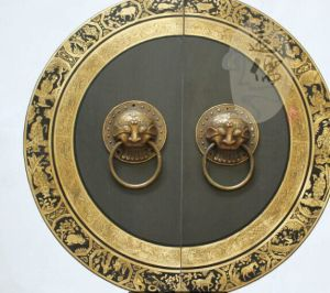 Door Handle with Chinese Antique Style, Lion Head pictures & photos