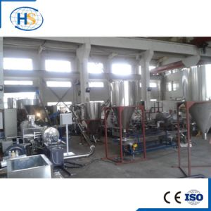 Plastic Polyethylene Pellet Horizontal Water Ring Extrusion Machine pictures & photos