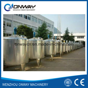 Pl Stainless Steel Factory Price Chemical Mixing Equipment Lipuid Computerized Color Vertical Mixer pictures & photos