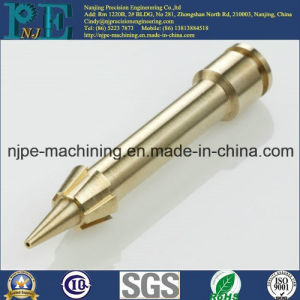 Custom CNC Machining Brass Machinery Part pictures & photos