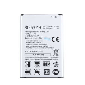 Bl - 53yh 3000mAh Spare Replacement Li-ion Battery for LG pictures & photos