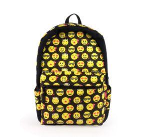 Cute Girls School Teenage Canvas Korean Racksack Backpack pictures & photos