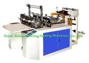 Control Heat Sealing Polythene Bag Making Machine pictures & photos