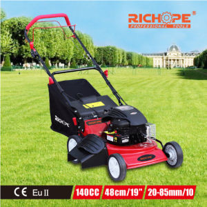 Professional Gasoline Powerful Lawn Mower for Lawn pictures & photos