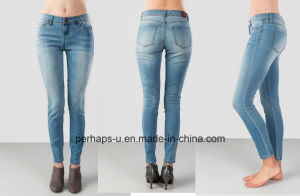 Sexy Women Slim Jeans pictures & photos