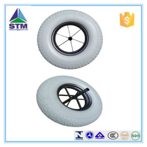 High Quality PU Foam Ruber Wheel pictures & photos