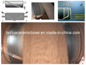 Ceramic Belt Cleaner for Steel Plants, Cement Plants, Power Plants pictures & photos
