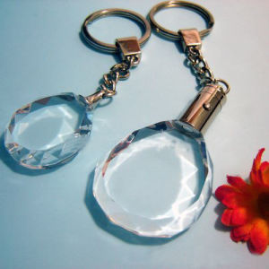 China Factory Wholesale Custom Crystal Keychain pictures & photos