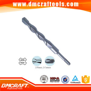 SDS Plus Hammer Drill Bit (General Flute type A) pictures & photos