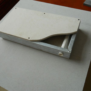 Cellulose Fibre Cement Flat Sheet, CFC Board, CRC Board pictures & photos