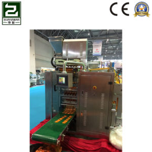 Fully Automatic Starch Powder Four Side Sealing Multi-Line Packing Machine pictures & photos