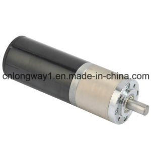 12/24V PMDC Gear Motor pictures & photos