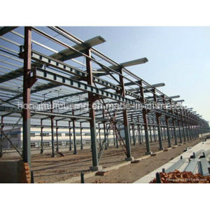 Light Steel Structure High Strength Prefabricated House pictures & photos