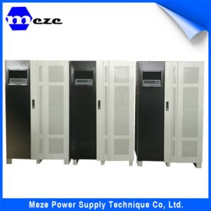 15kVA Solar UPS System Battery Cabinet Power Supply DC Online UPS pictures & photos