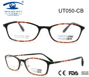 Fashion Eye Glasses 2015 New Model Ultem Optical Eyewear Frame (UT050) pictures & photos