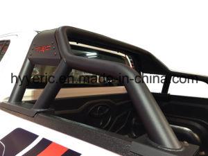 Black Powder Coated Roll Bar for Toyota Hilux Revo 2016