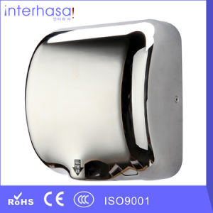 Wall-Mounted 304 Stainless Steel High Speed Ce RoHS Hand Dryer pictures & photos