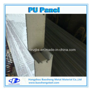 Heat Insulated Foam PU Sandwich Wall Panel for Cold Room Board pictures & photos