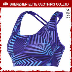 Sexy Girls Sublimation Custom Made Sports Bra pictures & photos