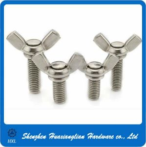 DIN316 DIN318 Stainless Steel Butterfly Wing Screws M4-M36 pictures & photos
