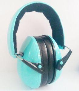 Kids Sound Proof PU Headband Earmuff pictures & photos