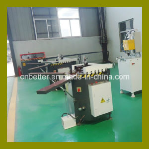 Hydraulic Aluminum Window Crimping Machine / Aluminium Window Production Line pictures & photos