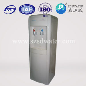 Floor Standing Compressor Cooling Water Cooler with Cabinet pictures & photos